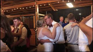 Legacy Stables & Events Wedding Video Winston Salem- Jake and Shelby Anne