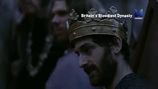 Плантагенеты: самая кровавая династия Британии - промо передачи на Viasat History