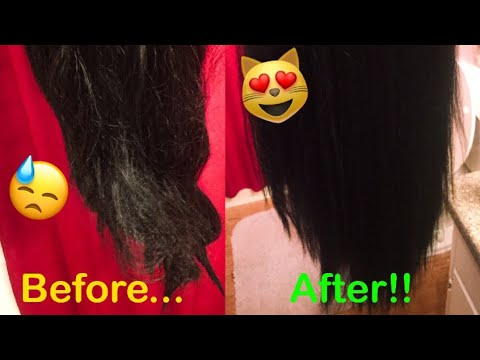 How To Wash A Synthetic Wig without fabric softener