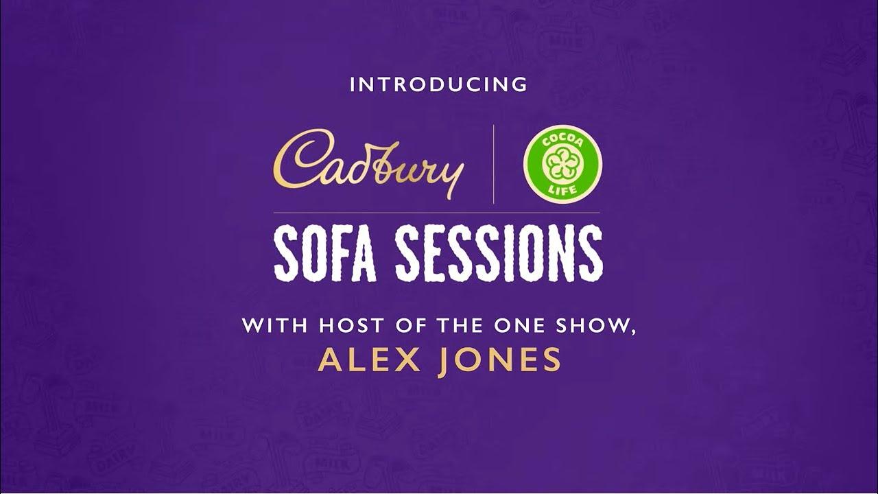 Cadbury Cocoa Life Sofa Session with The One Show Host, Alex Jones