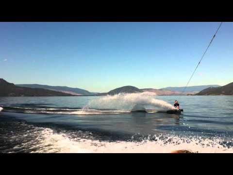 Dave Vass Wake Boarding Summer 2011