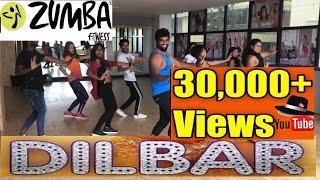 DILBAR | ZUMBA | DANCE CHOREOGRAPHY | SATYAMEV JAYATE | ZUMBA FITNESS | BOLLYWOOD DANCE | ARWIN CENA