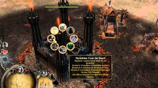 BOTTA Mod 3.0 Mordor Gameplay test