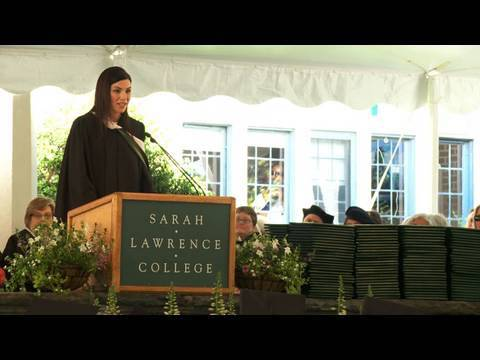 Julianna Margulies' Address to Sarah Lawrence College's Class of 2010