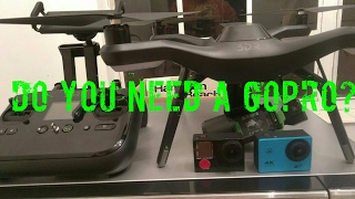 3DR Solo Does It Require A GoPro? Part 1