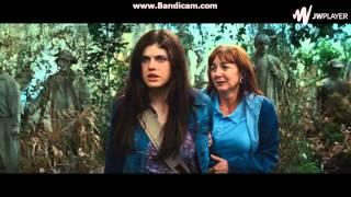 Percy Jackson Medusa scene