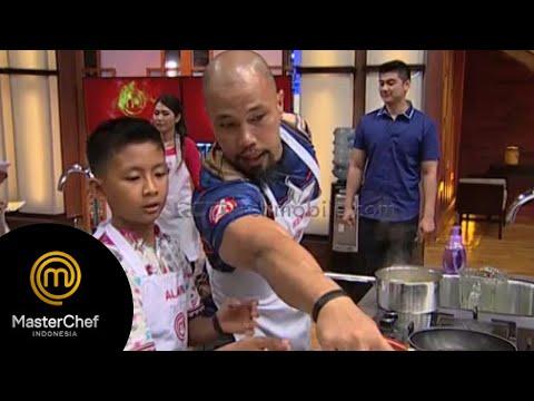 Seru banget nih dapet patner cilik cilik [Master Chef Indonesia Session 4] [16 Agustus 2015]