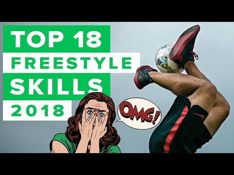 Worlds Best Football Freestylers Show Their Signature Skills | Freestyle Football