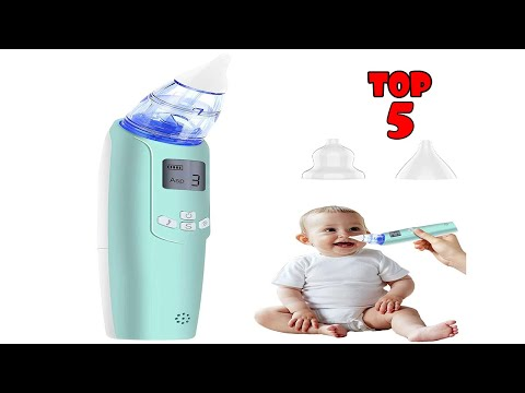 ✅5 Best Baby Nasal Aspirators@ Aliexpress $6 Mom Loves Best Electric Nose Cleaner in 2020