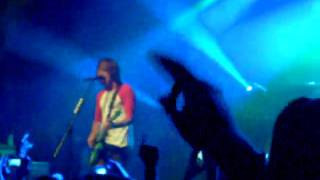 All Time Low - Jasey Rae (live at O2 Academy Birmingham 02.10.2009)