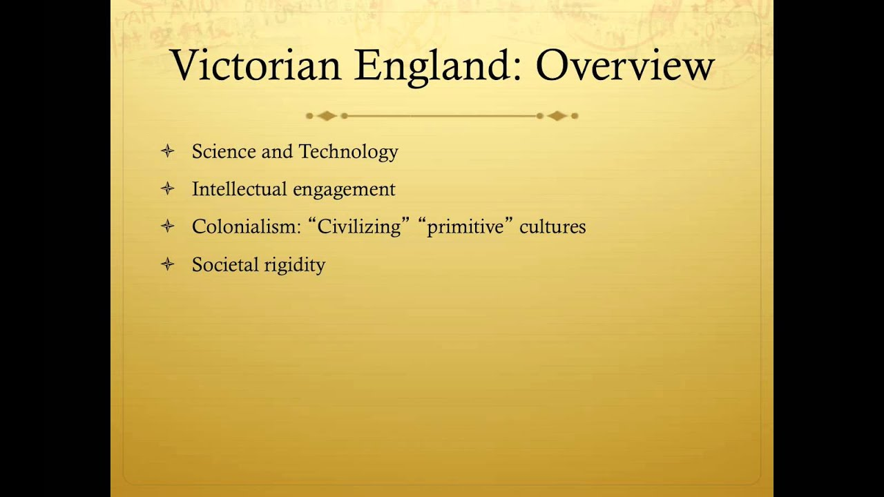 victorian england 4 essay Victorian literature is literature, mainly written in english, during the reign of queen victoria (1837–1901) (the victorian era)it was preceded by romanticism and followed by the edwardian era (1901–1910) while in the preceding romantic period, poetry had been the dominant genre, it was the novel that was most important in the victorian period.