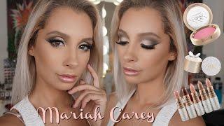 Mariah Carey x Mac Cosmetics Review + Tutorial | Nicol Concilio