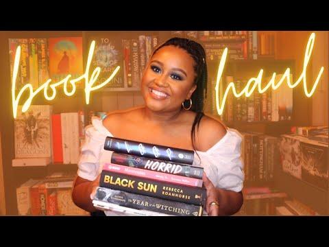 October Book Haul 50+ Books || SCI FI FANTASY BOOK HAUL