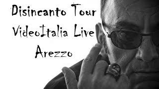 Concerto Mango Disincanto Tour Videoitalia Live Arezzo