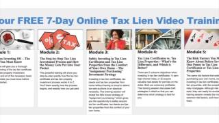 Free Tax Lien Investing Course By The US Tax Lien Association