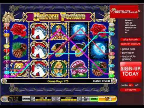 Unicorn Casino Game