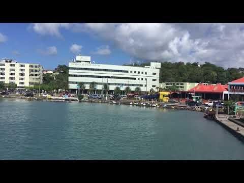 Saint Lucia Caribbean island travel