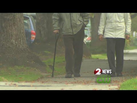 Winter tips for seniors