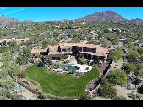 NFL Player Jared Allen's Scottsdale Real Estate for Sale - Luxury Homes