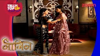 Why Did Yamini Call Saperas In Naagin   Telly Top Up