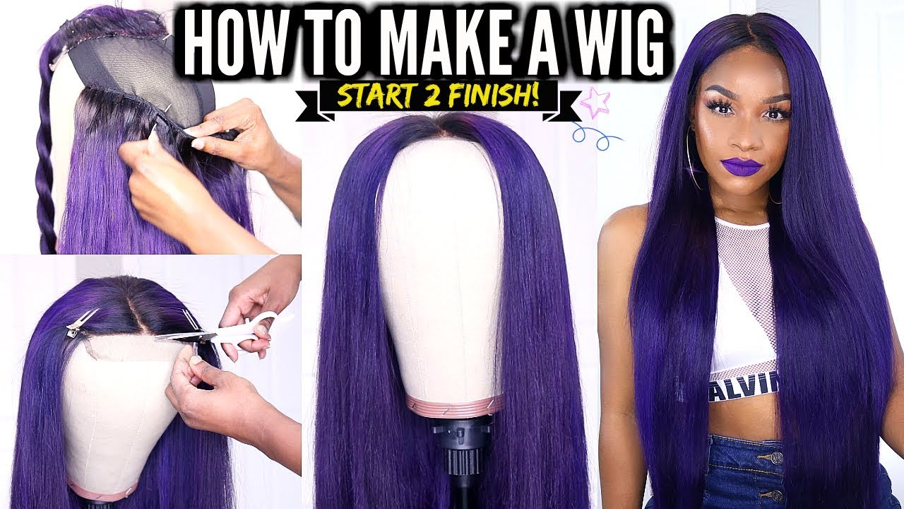 how to start a wig business