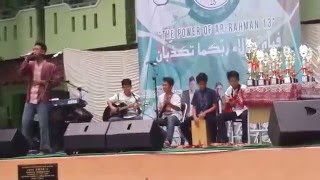 Cangcilung-Alhamdulillah (Cover) At Seroja Muslim Festival