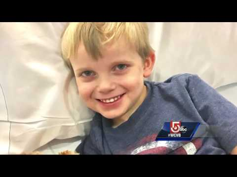 Best day ever: Heart transplant patient Ari goes home