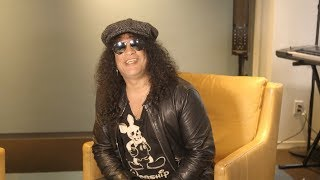 Slash: What Music My Kids Listen To