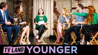 Younger | Neil deGrasse Tyson Lover, Farter & Snuggler | Cast Secrets!