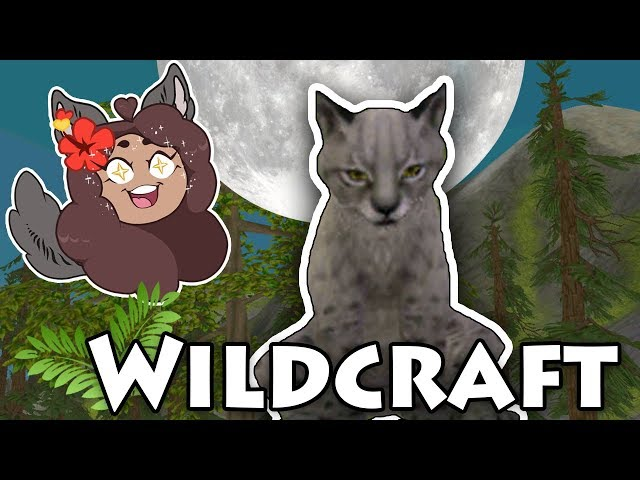 Birth of a Frosted Starry Lynx Kit!! ???? WildCraft: The Pack Reborn • #17
