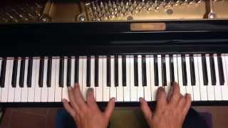 Tutorial piano y voz  La Flaca  ( Jarabe de Palo )