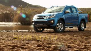 The all-new Isuzu KB Serengeti Special Edition
