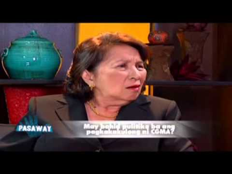 Gloria Arroyo persecuted, not prosecuted - Part 1
