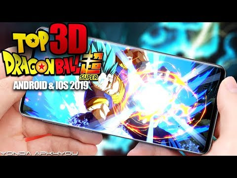 Top Dragon Ball Games 2019 - Android IOS Gameplay