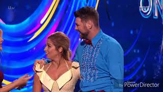 Brian McFadden and Alex Murphy skating in Dancing on Ice: Semi Final (Second Skate) (3/3/19)