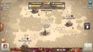 Clash of Clans - Livestream | Team Wikia | 50 vs 50 - Clan Tag 2