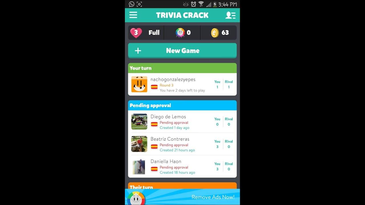 Trivia crack hack 2014 youtube trivia crack hack 2014 fandeluxe Gallery