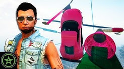 Let's Play GTA V - Geoff Bag (#4)