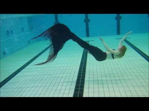 The Black Tail Mermaid