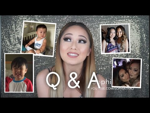 Being a YouTuber, Meeting Dannie Riel & ItsJudyTime - Q & A thumbnail