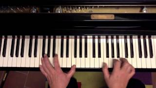 Tutorial Piano y Voz La chica Ye - Ye (Concha Velasco)