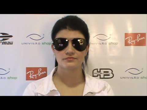 bdd4974884147b Óculos Ray-Ban Aviador RB3026 L2821 - 62 - YouTube