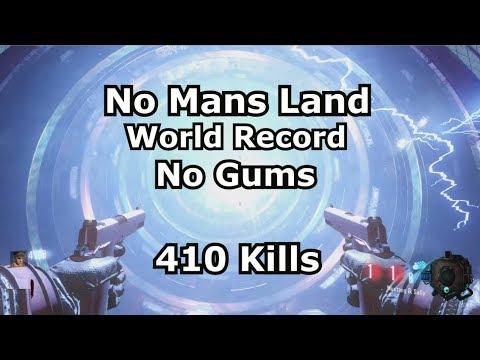 No Mans Land World Record 410 Kills (b03 No Gums no rk5) black ops 3 zombies