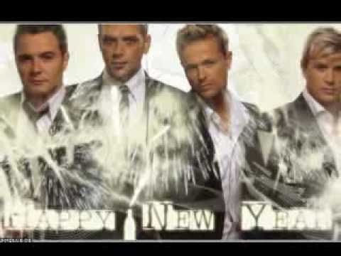 Westlife... All I Want For Christmas Is You!
