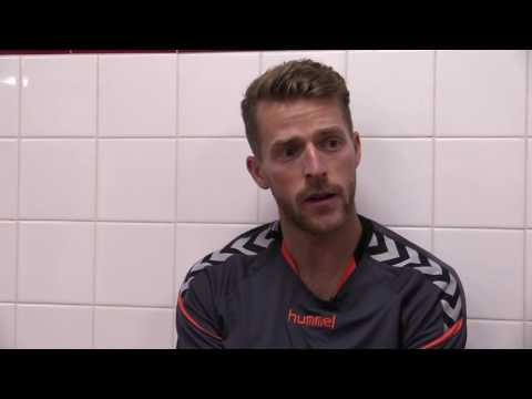 INTERVIEW | Billy Clark's first Charlton interview