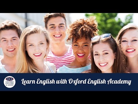 Oxford English Academy Learn English With Our Social Programme: Culture Party