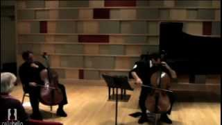Ralph Kirshbaum Master Class: Bach Cello Suite No. 5 in c minor