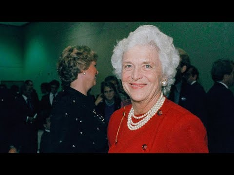 """Life of meaning and adventure"": Remembering Barbara Bush"