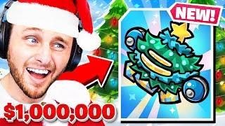 NEW CHRISTMAS UPDATE iฑ my $1,000,000 GAME!