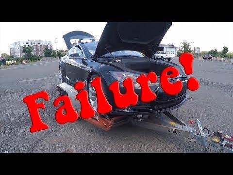 Tesla salvage inspection failure: its not fair!